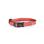 CAMON DC061/A COLLAR-DOGELEGANCE -ROSSO-10MM