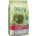 OASY DOG MATURE E SENIOR POLLO KG 12 OFFERTA