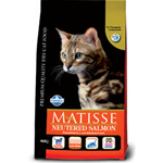 FARMINA MATISSE NEUTERED SALMONE KG 10