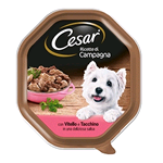 CESAR RIC CAMP VITELLO E TACCHINO IN SALSA 150 GR