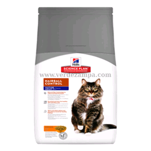 HILL'S CAT MATURE ADULT 7+ HAIRBALL CONTROL KG 1,5
