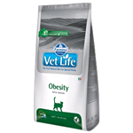 FARMINA VET LIFE DIET CAT OBESITY KG 2