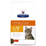 HILL'S CAT PRESCRIPTION DIET C/D MULTICARE POLLO GR 400