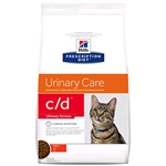HILL'S CAT PRESCRIPTION DIET C/D URINARY STRESS KG 1,5