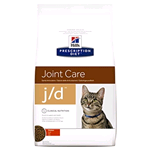 HILL'S CAT PRESCRIPTION DIET J/D KG 2