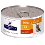 HILL'S CAT PRESCRIPTION DIET C/D MULTICARE LATTINA GR 156