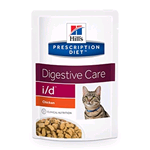 HILL'S CAT PRESCRIPTION DIET I/D POLLO BUSTA GR 85 (12 PZ)