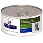 HILL'S CAT PRESCRIPTION DIET METABOLIC LATTINA GR 156
