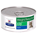 HILL'S CAT PRESCRIPTION DIET R/D LATTINA GR 156