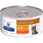HILL'S CAT PRESCRIPTION DIET S/D LATTINA GR 156