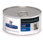 HILL'S CAT PRESCRIPTION DIET Z/D GR 156