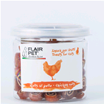 FLAIR PET BARATTOLINO SNACK GATTO AL POLLO GR 70