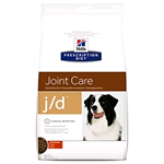 HILL'S DOG DIET J/D RED CALORIE KG 12