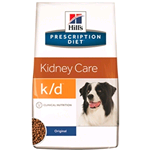 HILL'S DOG DIET K/D KG 2