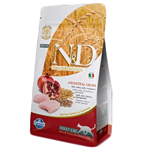 FARMINA N&D CAT ANCESTRAL POLLO E MELOGRANO KG 1,5