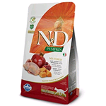 FARMINA N&D CAT PUMPKIN NEUTERED QUAGLIA ZUCCA MELOGRANO GR 300