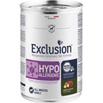 EXCLUSION DIET HYPOALLERGENIC CAVALLO E PATATE LATTINA GR 400