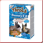 THROLS BUNNY FIT PELLET CAROTA GR 900